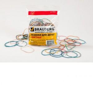 Резинки для банкнот BRAUBERG