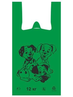 Далматинцы зеленый