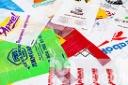 Акция на печать пакетов с логотипами