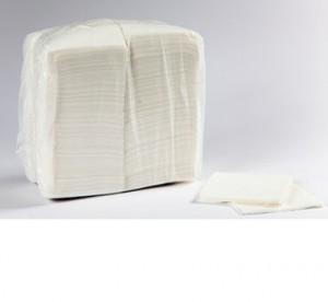 Салфетки белые 600 листов