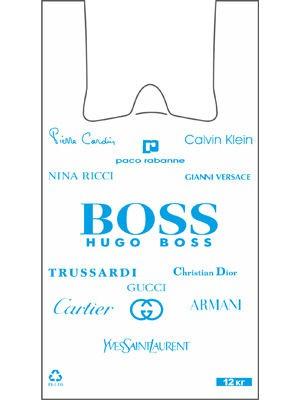 Босс белый