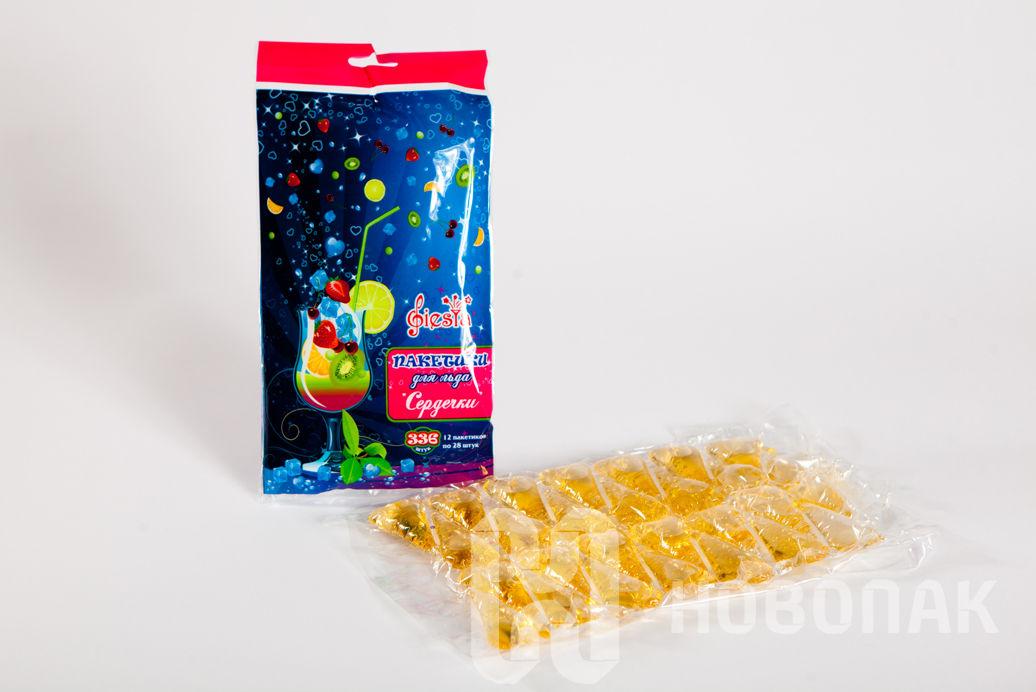 Пакеты для льда 336 ячеек - Новопак