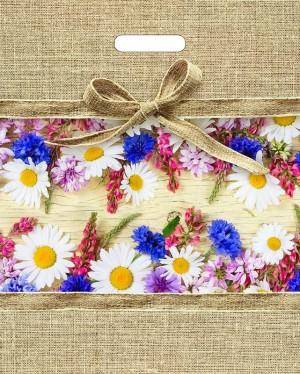 Цветочный мешочек