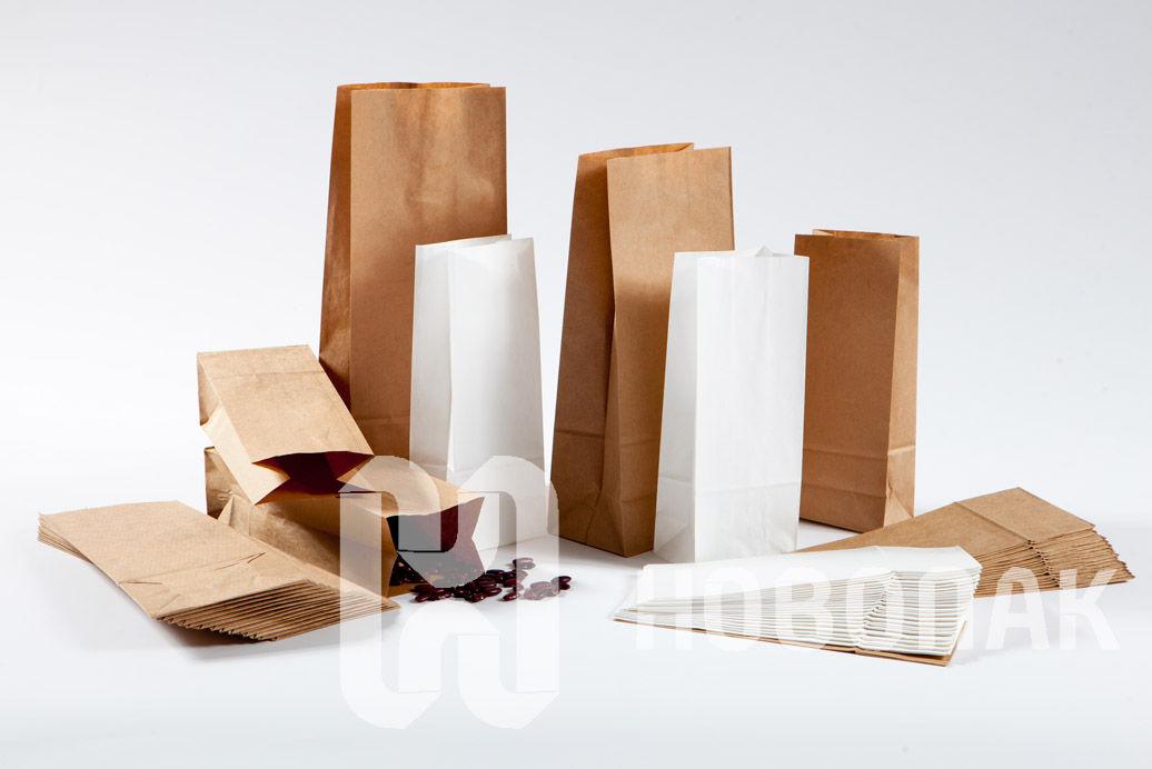 Купить бумажные пакеты оптом, производство бумажных ...